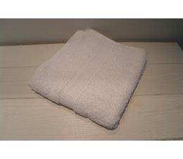 Badhanddoek (wit)borduren met naam