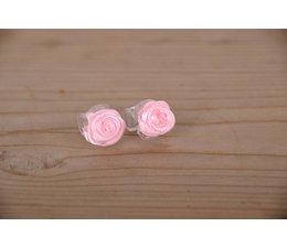 Haarklemmetjes licht roze
