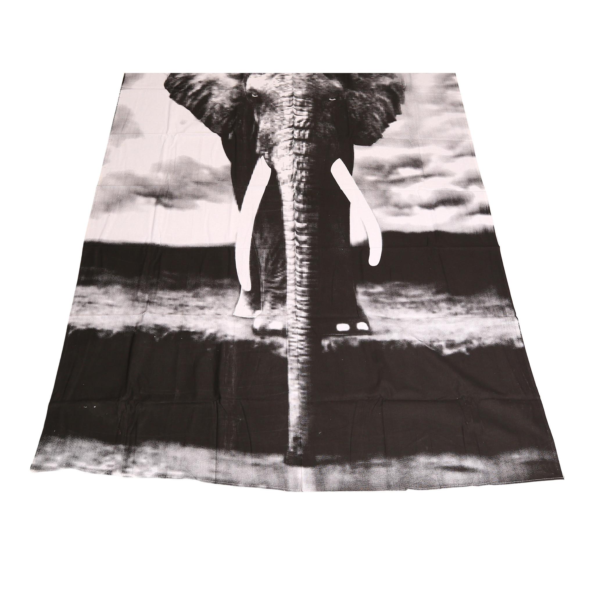 Myroundie Myroundie – roundie  - rechthoekig strandlaken – strandkleed - yoga kleed - picknickkleed - speelkleed - muurkleed - 100% katoen  - 140 x 210 cm - 832