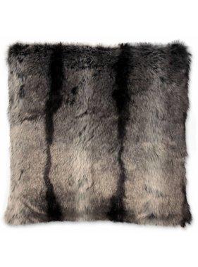 Unique Living sierkussens & plaids Sierkussen / sierkussens  fake fur Darwin 45x45cm