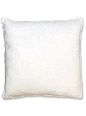 Sierkussen / sierkussens Milou  45x45cm off white