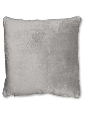 Sierkussen / sierkussens Milou  45x45cm grey