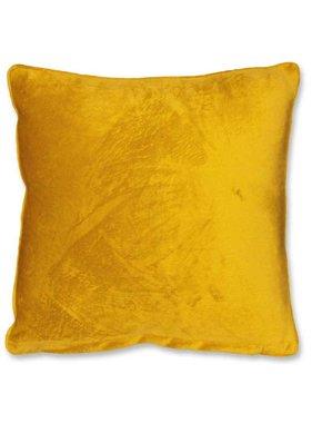 Unique Living sierkussens & plaids Sierkussen / sierkussens Milou  45x45cm golden glow