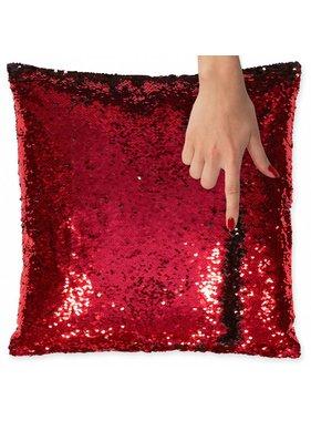 Unique Living sierkussens & plaids Sierkussen / sierkussens  Comet 45x45cm red
