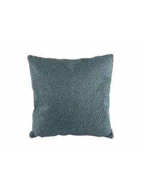 Sierkussen / sierkussens Blend 45x45 cm dark blue