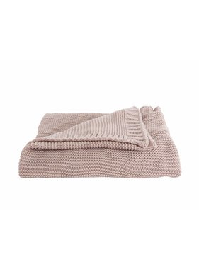 Plaid Snuggle 130 x170 cm dusty pink