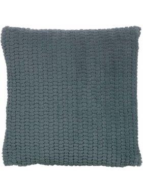 dutch decor sierkussens & plaids Sierkussen / sierkussens Timy 45x45 cm groen