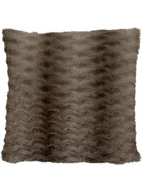 dutch decor sierkussens & plaids Sierkussen / sierkussens Tomy 45x45 cm taupe