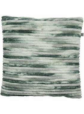 dutch decor sierkussens & plaids Sierkussen / sierkussens Wigger 45x45 cm groen multi