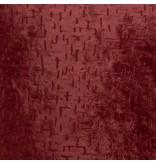dutch decor sierkussens & plaids kussenhoes Mick 45x45 cm bordeaux