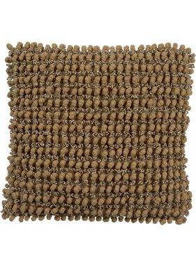 dutch decor sierkussens & plaids Kussenhoes Rebecca 45x45 cm goud