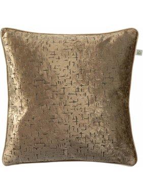 dutch decor sierkussens & plaids Kussenhoes Mick 45x45 cm goud