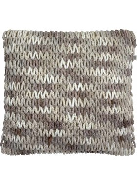dutch decor sierkussens & plaids Kussenhoes Moti 45x45 cm zand multi