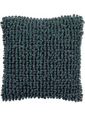 dutch decor sierkussens & plaids Kussenhoes Rebecca 45x45 cm groen