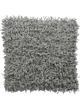 dutch decor sierkussens & plaids Kussenhoes Levy 45x45 cm lichtgrijs