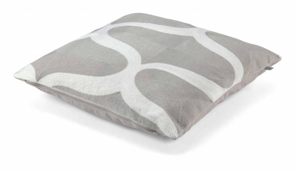 dutch decor sierkussens & plaids kussenhoes Wilka 45x45 cm zand
