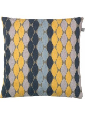 dutch decor sierkussens & plaids Kussenhoes Adam 45x45 cm olijf multi