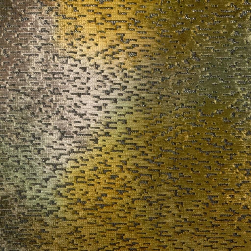 dutch decor sierkussens & plaids kussenhoes Nicole 45x45 cm oker multi