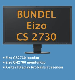 Eizo CS2730+kap+kalibrator Bundel