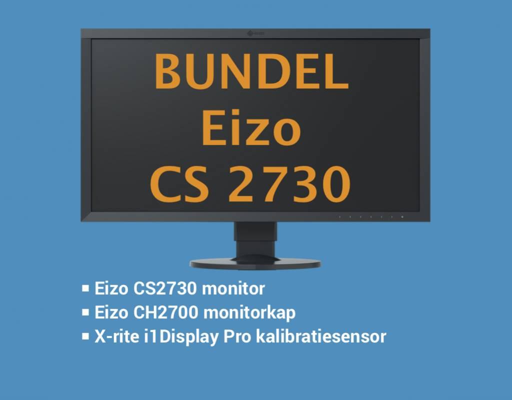 Eizo CS2730 Bundel