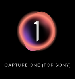 Phase One Capture One Pro 21 voor Sony-cameras