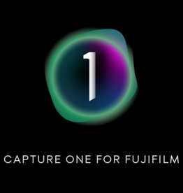 Phase One Capture One Pro 21 voor Fujifilm-cameras