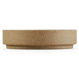 hasami hasami teller/deckel Ø 8,5 cm | sand