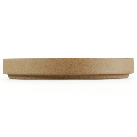 hasami teller/deckel Ø 14,5 cm | sand