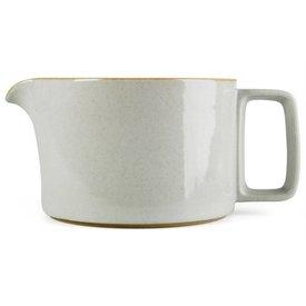hasami porcelain hasami kanne | hellgrau glasiert