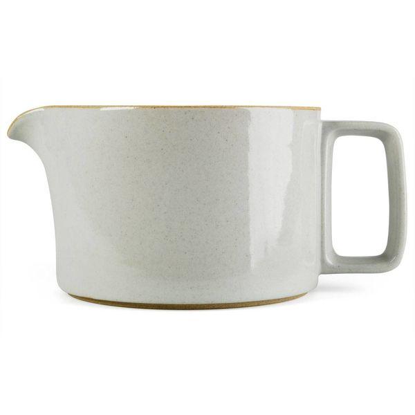 hasami porcelain hasami kanne | hellgrau glasiert – design takuhiro shinomoto
