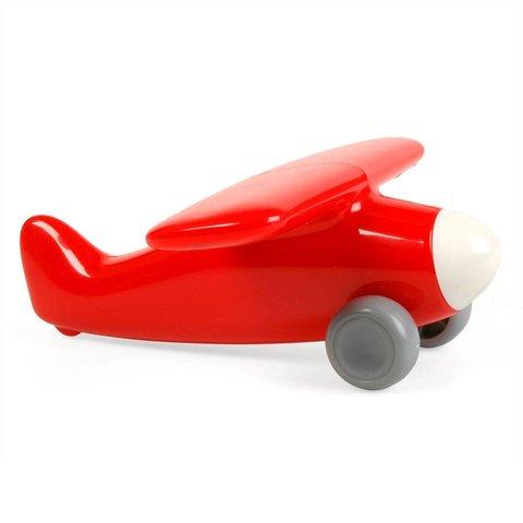 flugzeug | klein, rot