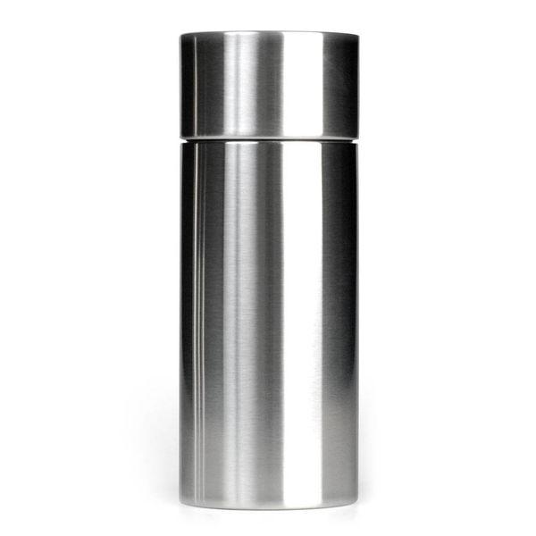 stelton cylinda line pfeffermühle – design arne jacobsen