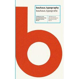 bauhaus-shop bauhaus.typography / bauhaus.typografie