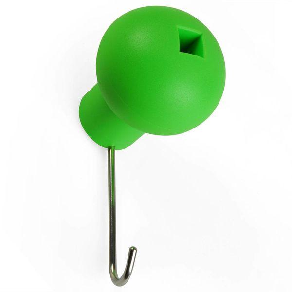 magis globo wandhaken | grün - design enzo mari