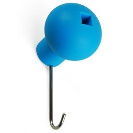 magis globo wandhaken | hellblau