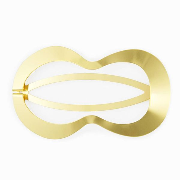 clinq clinq haarspange lina | federstahl vergoldet