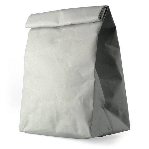 siwa clutch bag L | gray