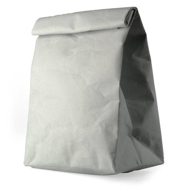 siwa siwa clutch bag L | gray – design naoto fukasawa