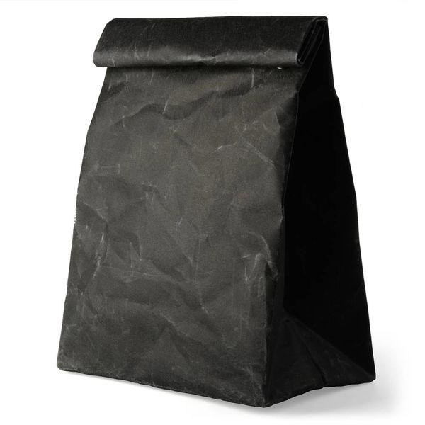 siwa siwa clutch bag L | black – design naoto fukasawa