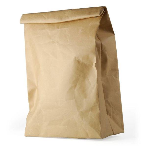 siwa siwa clutch bag M | brown – design naoto fukasawa