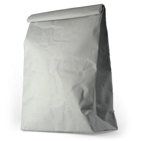 siwa clutch bag M | gray