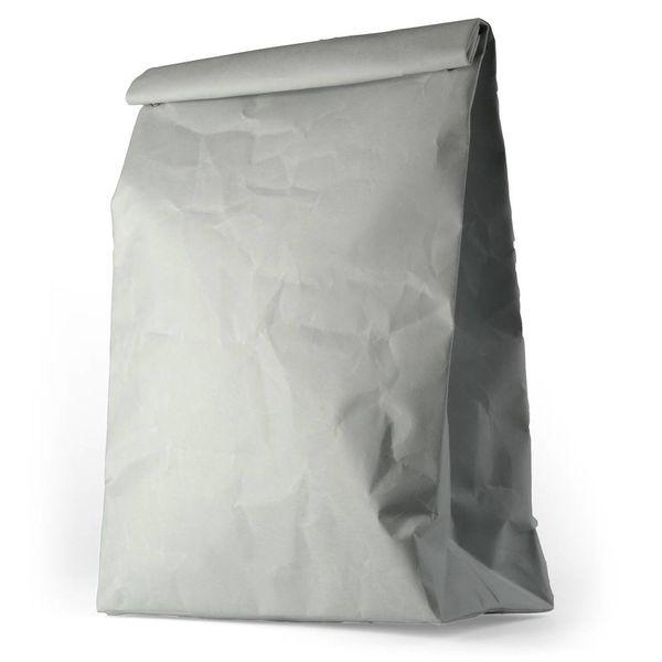 siwa siwa clutch bag M | gray – design naoto fukasawa