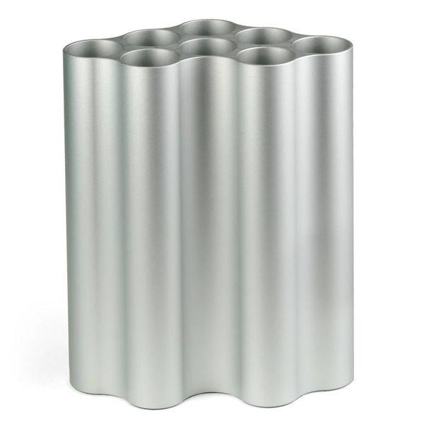 vitra nuage vase | medium, hellsilber- design ronan & erwan bouroullec, 2016