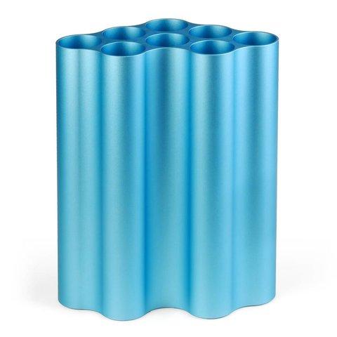 nuage vase | medium, pastellblau