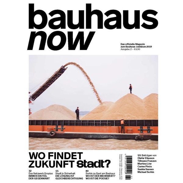 bauhaus now #2 / deutsch magazin