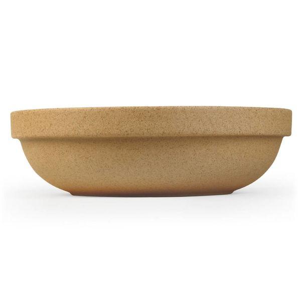 hasami hasami tiefe schale Ø 18,5 cm | sand – design takuhiro shinomoto