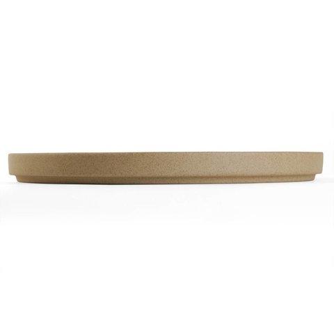 hasami teller/deckel | Ø 18,5 cm | sand