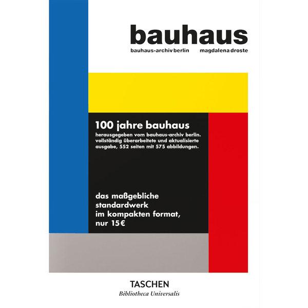 taschen verlag bauhaus 1919-33 | kompakte, aktualisierte ausgabe, englisch