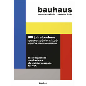 taschen verlag bauhaus 1919 -1933 | aktualisierte ausgabe, englisch