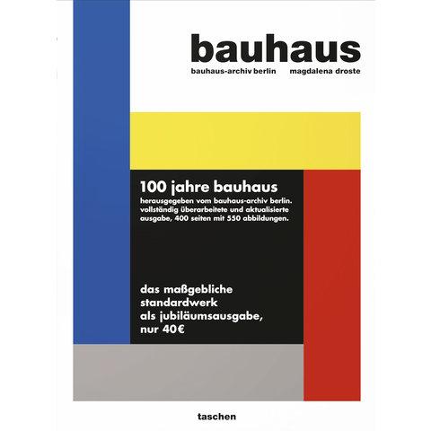 bauhaus 1919 -1933   updated ed., englisch